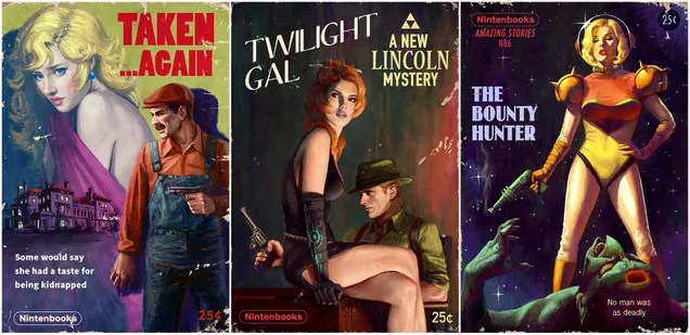 Video Games Make Surprisingly Beautiful Pulp Novels