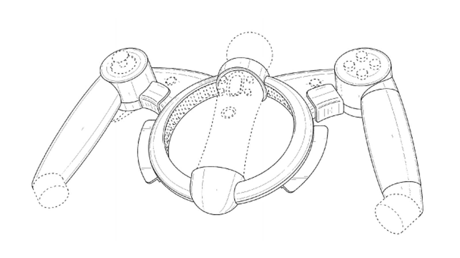 Time To Play What The Hell Is This Thing Sony Just Patented