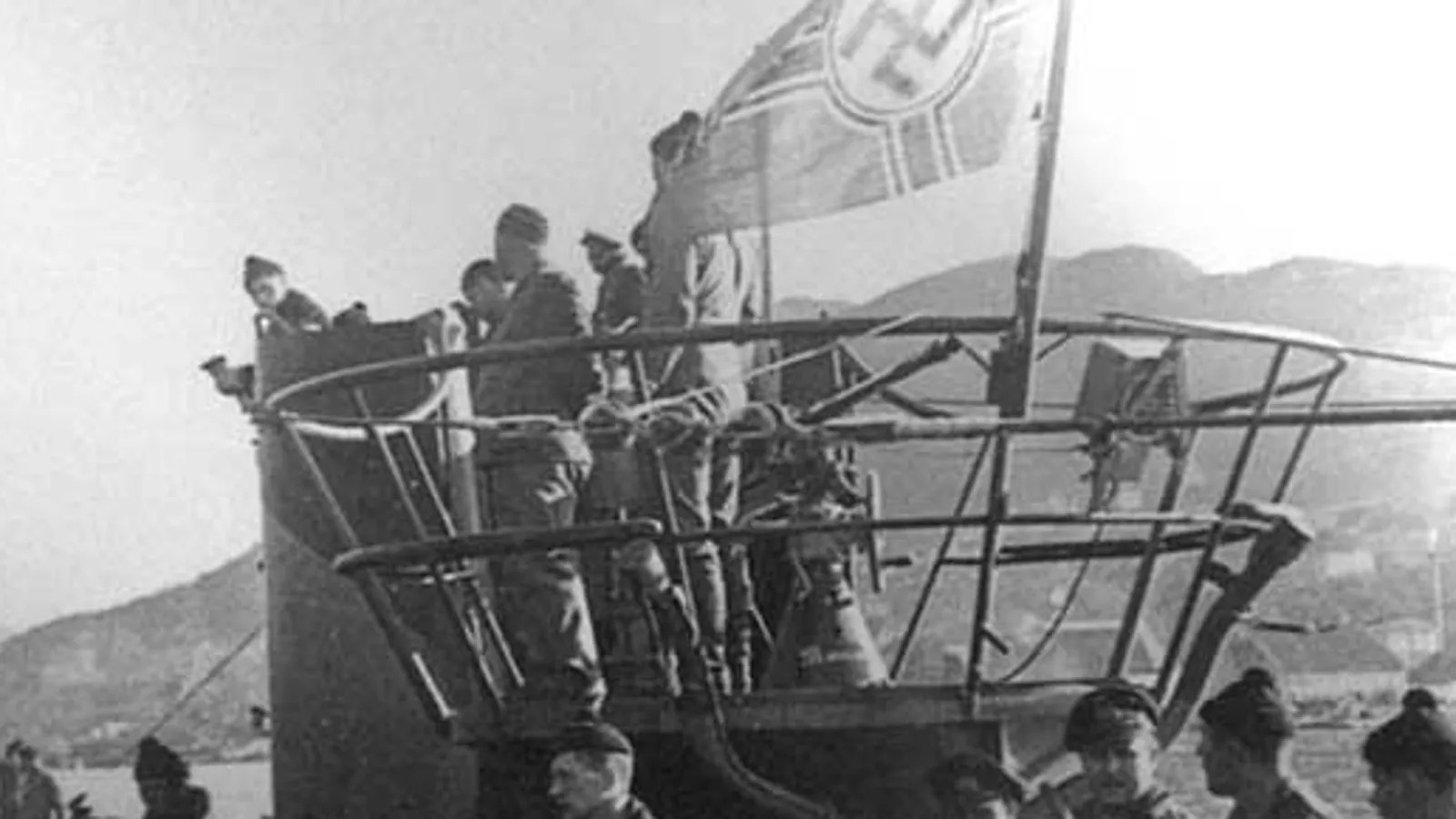 A German U Boat From Wwii Has Been Found Off The Coast Of