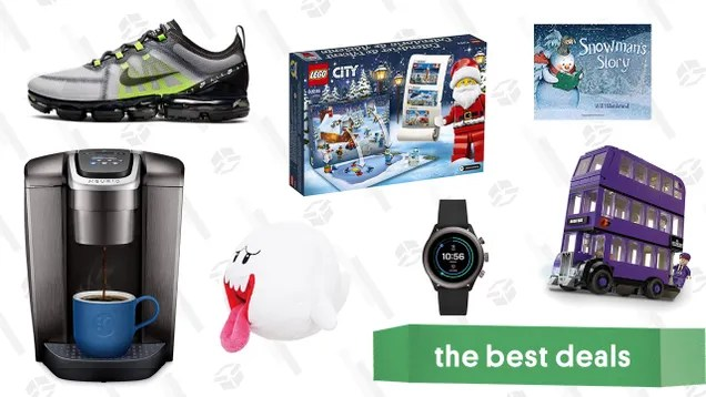o9itvfgqmwycft0cmsxt Saturday's Best Deals: Nike Select Sale, Frozen Toys, Buffy Comforters, Fossil, and More | Gizmodo