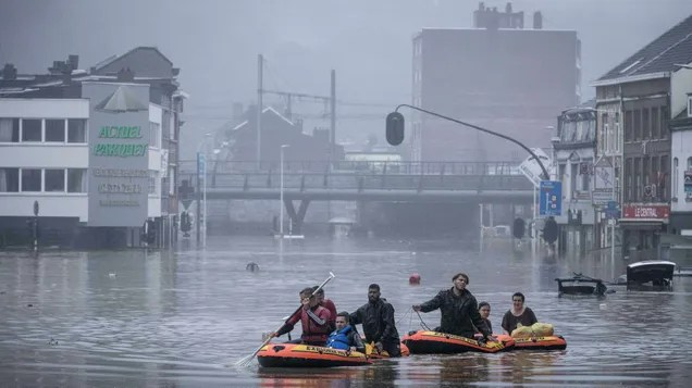 8d389394a9f3c561be8effd89818145d The Worst European Floods in 100 Years Have Left 120 Dead, 1,300 Missing | Gizmodo