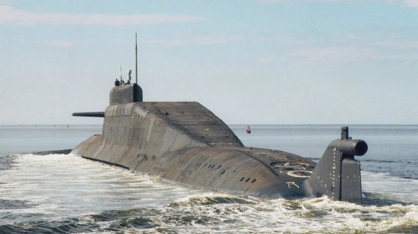 Russia Is Going Fishing for a Lost NuclearPowered Missile