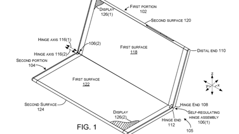 More Leaked Docs About Microsoft's Dual Screen Surface Appear