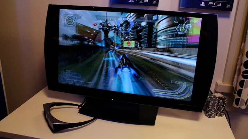 The PlayStation TV A 3DTV That Shows Different Images to