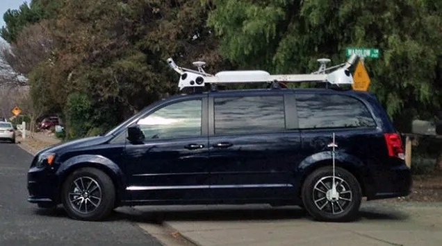 coches para street View?