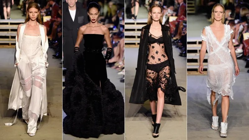 NYFW: Givenchy's First New York Runway Show Was a Tribute to 9/11