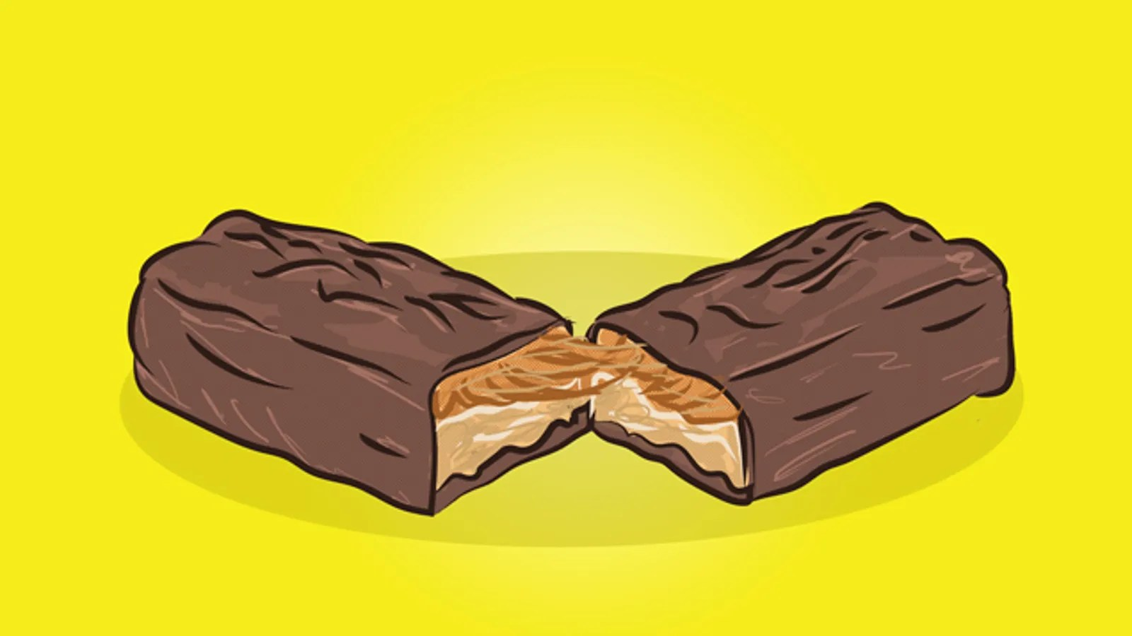 Candy Bars Ranked Competently