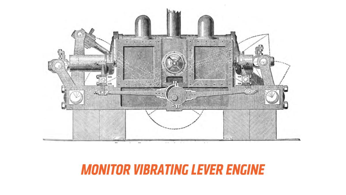 hight resolution of piston engine animation diagram