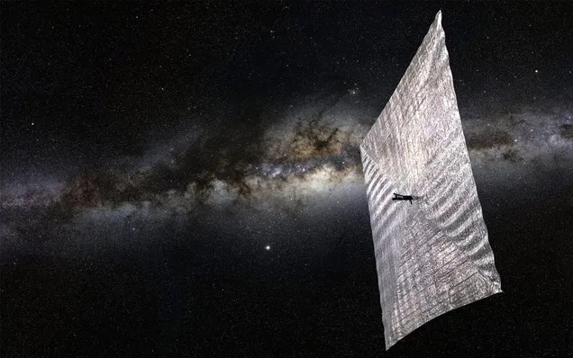 Carl Sagan's Solar Sail Is Ready For Its First Test Flight