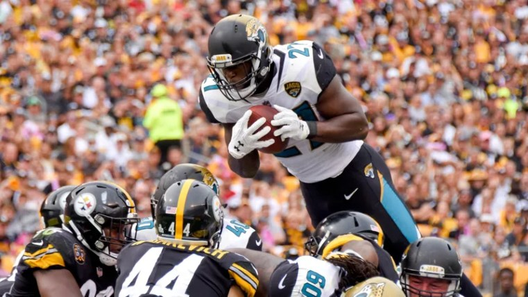 leonard fournette week 5 rookie review