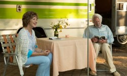 Helen Mirren and Donald Sutherland go on a sentimental journey in The Leisure Seeker