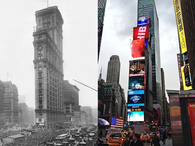 How Times Square Works