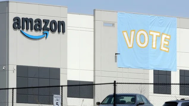 xnkbepqrh1hkbzkw4qks The Majority of Amazon's Bessemer Workers Cast Ballots, Results of the Union Election Are on Their Way | Gizmodo