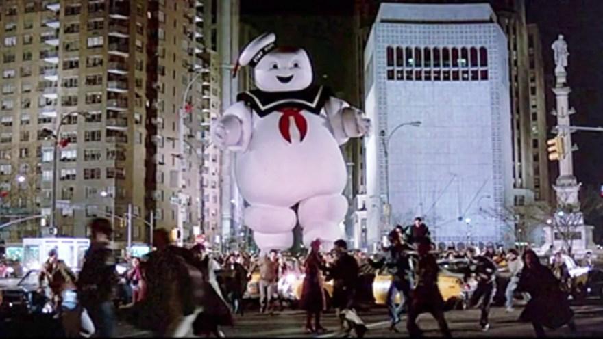 Resultado de imagen para ghostbusters marshmallow