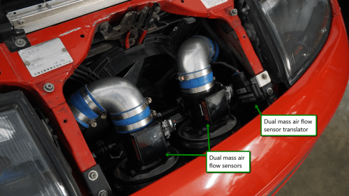 small resolution of fuel injector failure is just another day of nissan 300zx twin turbo ownership