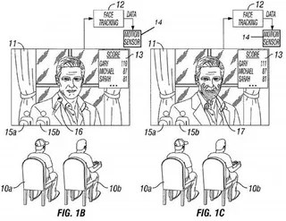 Sony's Crazy Interactive TV Patent Lets You Throw Tomatoes