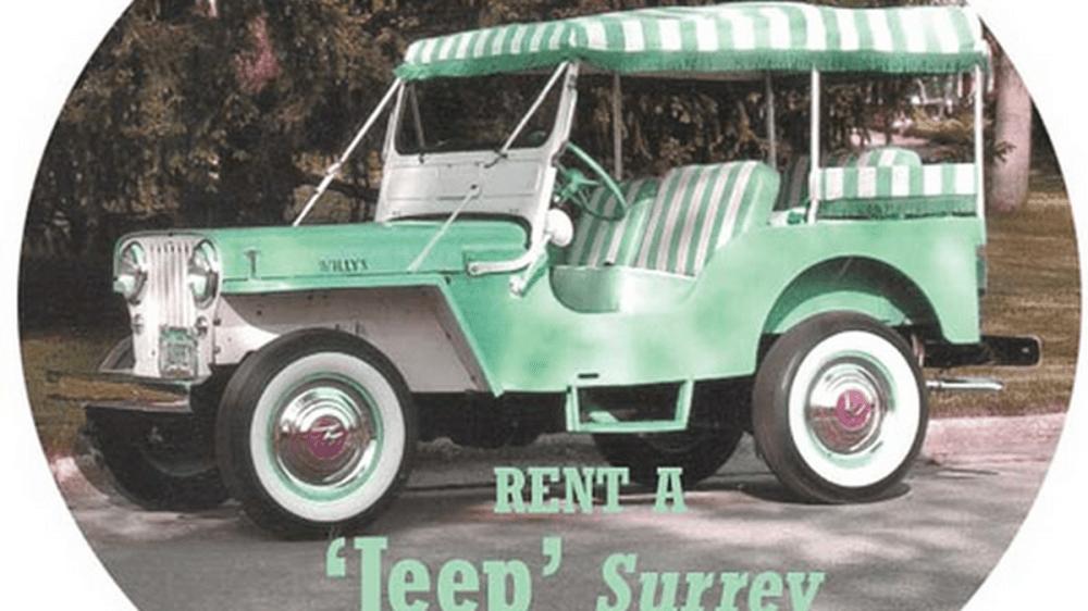 medium resolution of od green jeep cj5