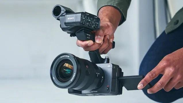 fuzqftagyvbodjk2telu Sony's New FX3 Puts a Cinema-Quality Camera in Your Pocket | Gizmodo