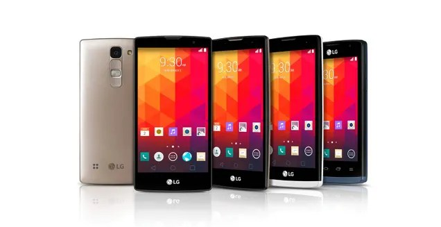 LG hace oficial su nuevo abanico de smartphones de gama media