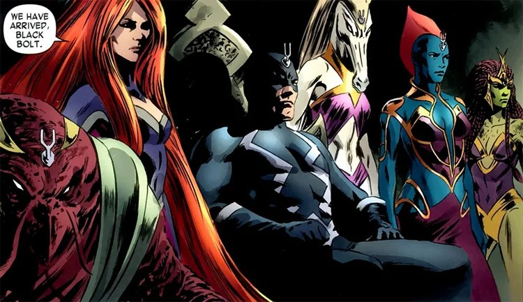 Inhumans: Everything You Didn't Need to Know