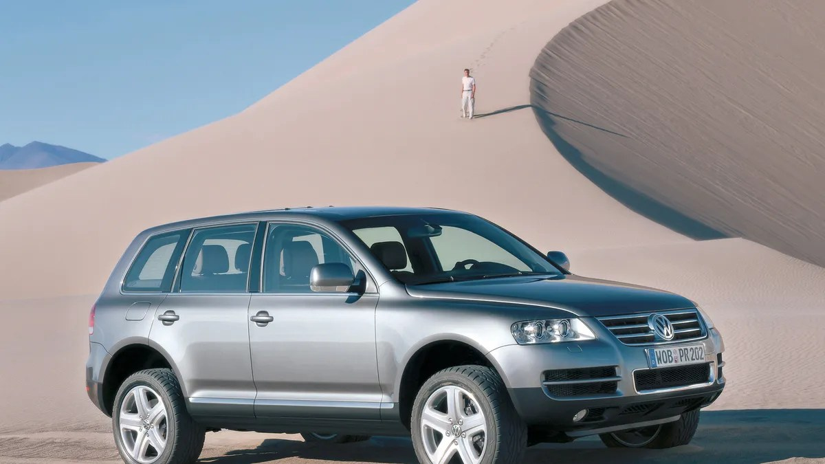 hight resolution of the volkswagen touareg v10 tdi was more of a nightmare than you can possibly imagine
