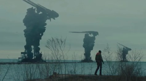 Ashton Sanders in Captive State recensie