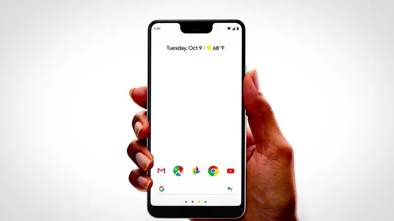 Illustration for article titled Hide Your Pixel 3 XL's Camera Notch With These Settings and Apps