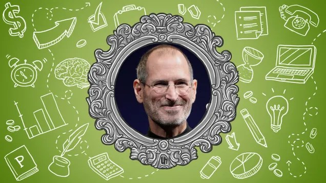 Steve Jobs' Best Productivity Tricks
