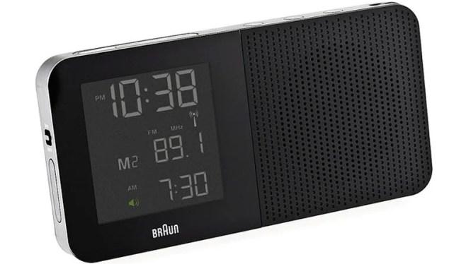 Braun Dab Clock Radio