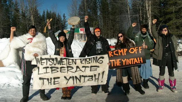 qygebp3buwwcenh7uqhz Canadian Police Raided Indigenous Territory To Make Way for a Pipeline | Gizmodo