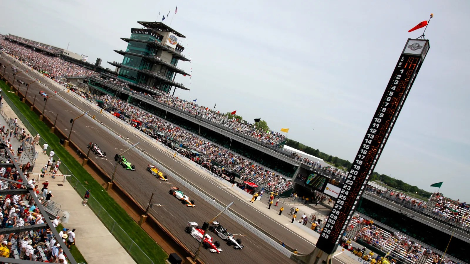 Indy Car Racing Wallpaper The Indianapolis Motor Speedway Was Saved From Destruction