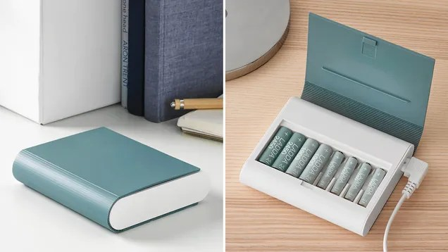 247ed2f402551d73a0a3f4f5d980ccfc Ikea's Redesigned Book-Shaped Charger Is Now Even Easier to Hide | Gizmodo