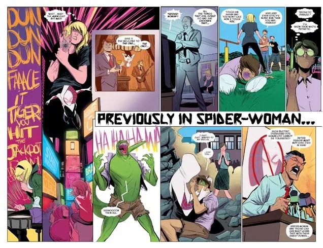 Spider-Man's Dead Girlfriend Is a Kick-Ass Superhero Now
