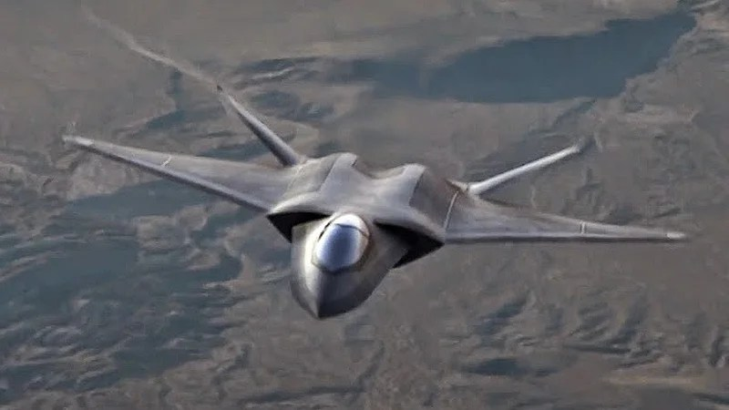 This Is Northrop Grumman's Idea Of A Sixth-Generation Fighter, But Is It Feasible?