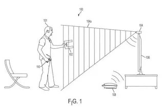 Sony Patent Controls Games with That Crap on Your Coffee Table