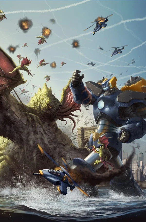 The Monsterpocalypse Looms