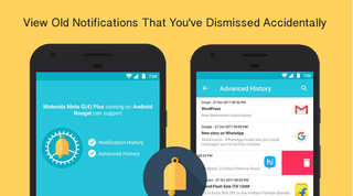 restore notifications you accidentally
