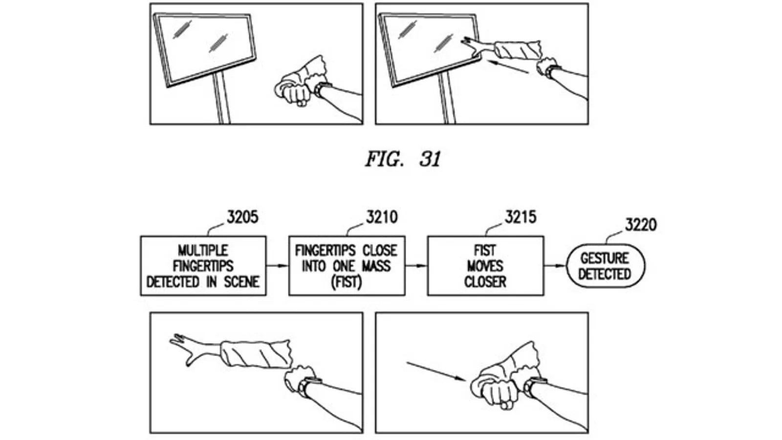 Samsung Smartwatch Patent Predicts Gesture Control on Your