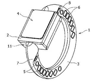 Sony Ericsson Bracelet Phone Calls the Fashion Police