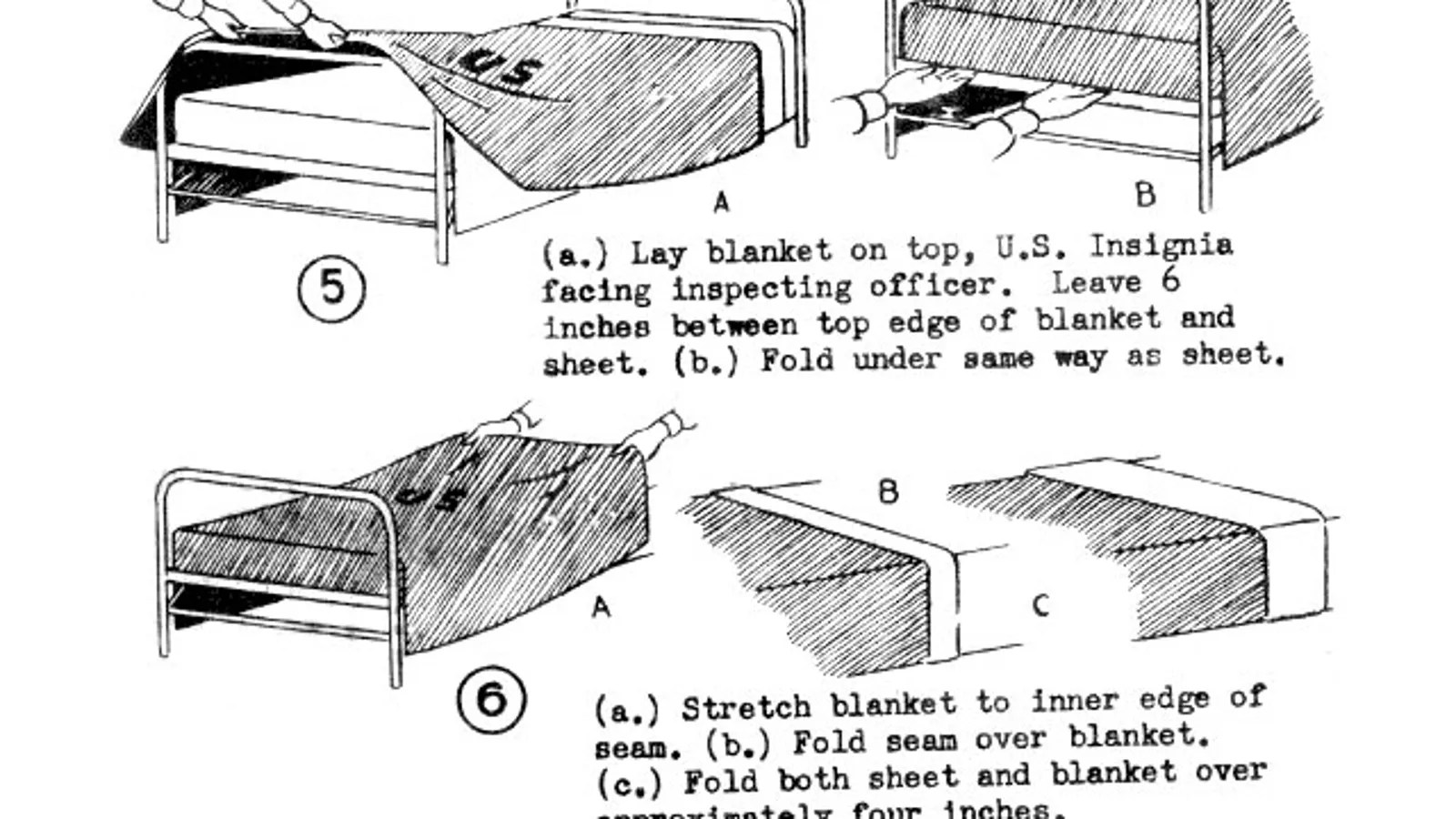 The Proper Way to Make Your Bed, the Navy SEAL Way