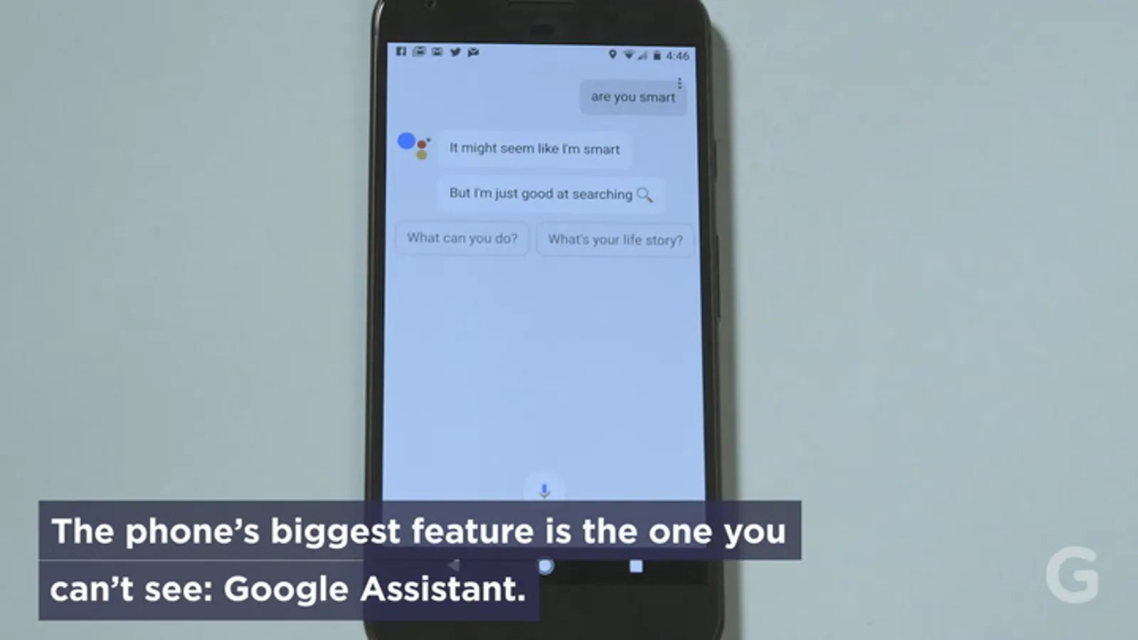 no really google assistant