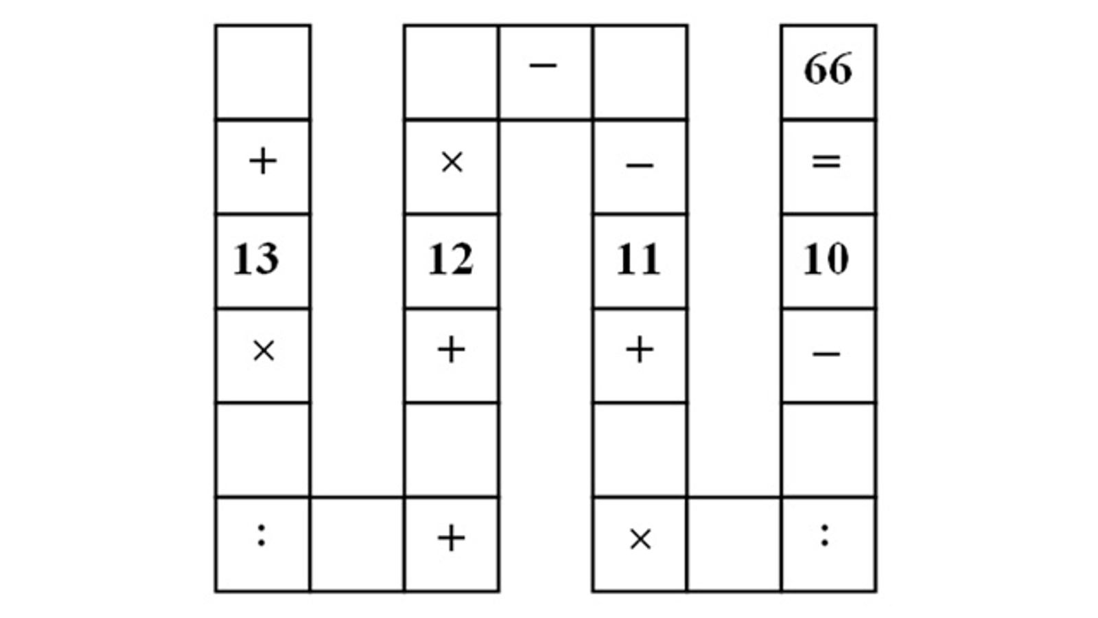 Can You Solve This Vietnamese Math Puzzle For 8 Year Olds