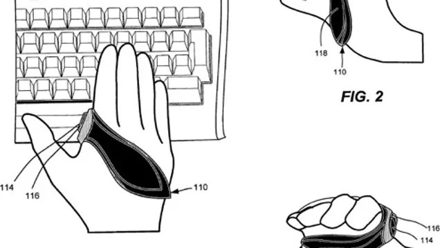Microsoft Wearable Mouse Patent Should Be Named