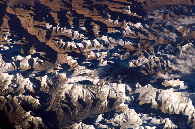 Finding The Tallest Mountain On Earth Is Strangely Elusive