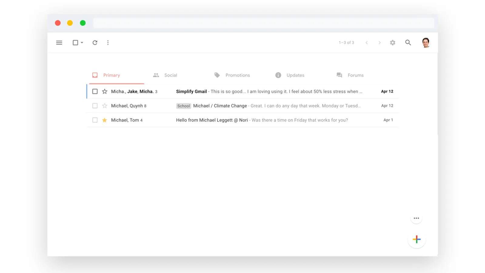 The Lead Designer of Gmail Has a New Chrome Extension That