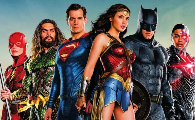 Justice League Is Officially The Lowest Grossing Dc