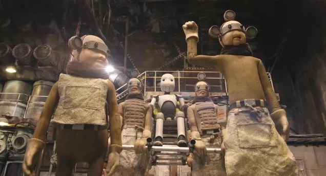 The Post-Apocalyptic Stop-Motion Animated Film Junk Head Just Got a Trailer