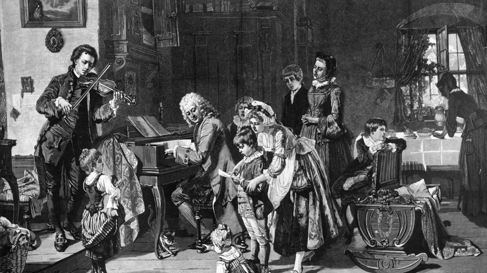 Did You Know Bach Once Wrote A Mini Opera On How Much People Hated Coffee