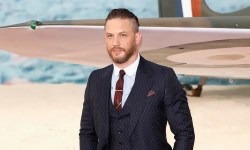 Hey, would you want to listen to Tom Hardy's mixtape from 1999?