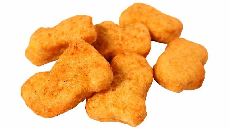 chicken nugget connoisseur is